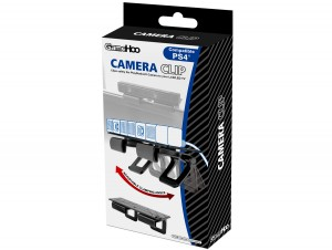 PS4 CAMERA CLIP pack
