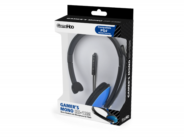 PS4 Gamers Mono Heaset HS12M