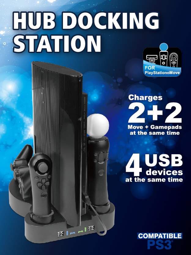 PlayStation 3 Docking Station