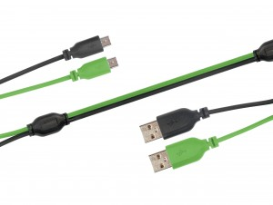 Dual & Charge Play Colour Cable