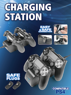Playstation 4 Charging Station