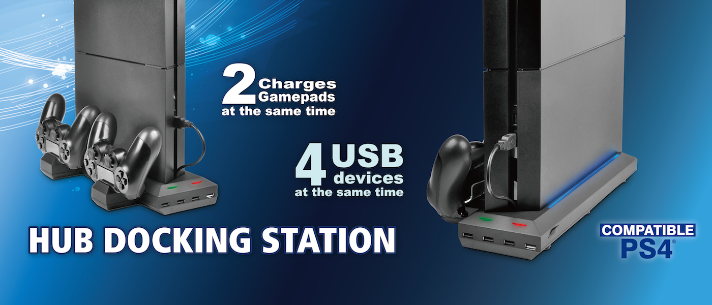 PlayStation 4 Hub & Docking Station